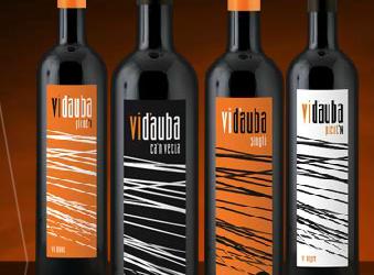 Vino recomendado: Negre (Can Vetla) del celler Vidauba