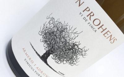 El arte en el vino