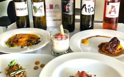 Maridaje Restaurant Can Calent / Celler Miquel Oliver