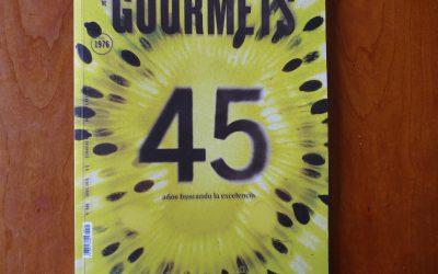 Vins Miquel Gelabert elegida entre las 45 mejores bodegas de los últimos 45 años por la revista Gourmets.