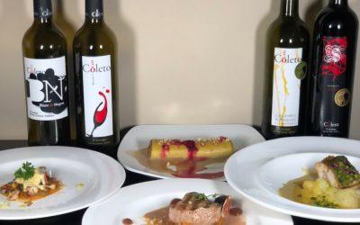 Maridaje entre el restaurant Can Calent y la DO Pla i Llevant: Bodega Can Coleto. (6)