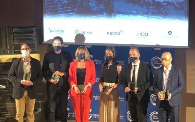 La Dra. Margalida Gili, colaboradora de la DO y  VT, premio de ciencia i investigación del Diario de Mallorca.